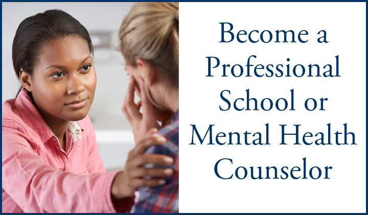 Mental Health Counseling degree orders in college