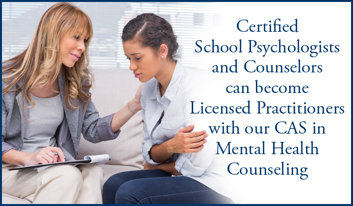 Mental Health Counseling top majors